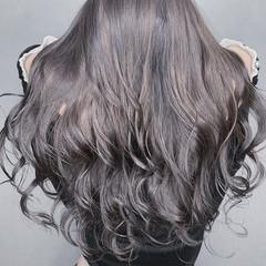 大人可愛い デート 外国人風カラー ナチュラル ヘアスタイルや髪型の写真・画像