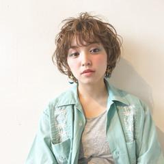 アンニュイ ナチュラル 外国人風カラー ハイライト ヘアスタイルや髪型の写真・画像
