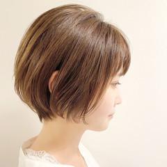ショートヘア デート オフィス ショート ヘアスタイルや髪型の写真・画像