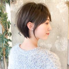 ショートヘア 表参道 大人ショート ショートボブ ヘアスタイルや髪型の写真・画像