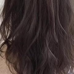 グラデーションカラー コンサバ 外国人風 アッシュ ヘアスタイルや髪型の写真・画像