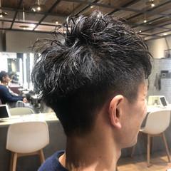 メンズヘア ショート ナチュラル メンズショート ヘアスタイルや髪型の写真・画像