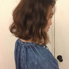 ピンク ピンクアッシュ 大人女子 外国人風カラー ヘアスタイルや髪型の写真・画像