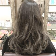 グラデーションカラー ハイライト 外国人風 外国人風カラー ヘアスタイルや髪型の写真・画像