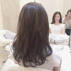 おフェロ イルミナカラー 大人女子 大人かわいい ヘアスタイルや髪型の写真・画像