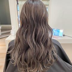モード 髪質改善 ハイライト 大人ハイライト ヘアスタイルや髪型の写真・画像