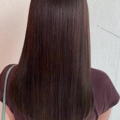 最新トリートメント ロング 美髪 髪質改善 ヘアスタイルや髪型の写真・画像