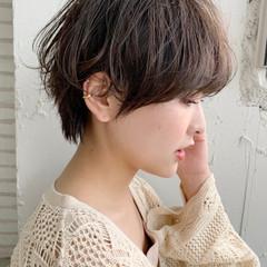 デート オフィス パーティ アウトドア ヘアスタイルや髪型の写真・画像