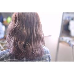ボブ 外国人風カラー 透明感 グラデーションカラー ヘアスタイルや髪型の写真・画像