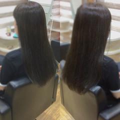 ナチュラル ロングヘア ロング 艶髪 ヘアスタイルや髪型の写真・画像