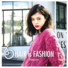 ボブ グラデーションカラー 外国人風 パーマ ヘアスタイルや髪型の写真・画像