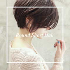 ショートヘア ミニボブ ショート ショートボブ ヘアスタイルや髪型の写真・画像