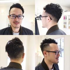ストリート ショート 坊主 黒髪 ヘアスタイルや髪型の写真・画像
