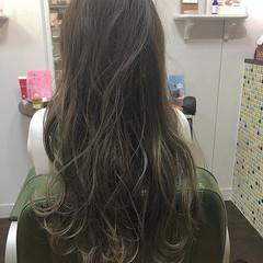 ストリート グレージュ 女子力 外国人風カラー ヘアスタイルや髪型の写真・画像