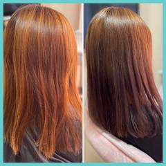 ショートヘア 髪質改善 髪質改善カラー 髪質改善トリートメント ヘアスタイルや髪型の写真・画像