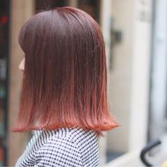 イルミナカラー オルチャン デート アウトドア ヘアスタイルや髪型の写真・画像