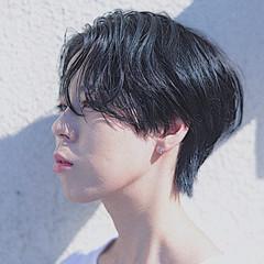 大人かわいい 爽やか 黒髪 ナチュラル ヘアスタイルや髪型の写真・画像