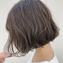 ウェーブ 外国人風カラー パーマ アンニュイ ヘアスタイルや髪型の写真・画像