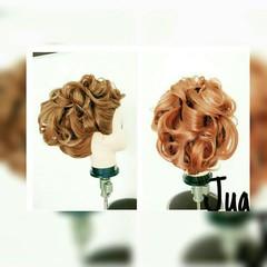 大人かわいい アップスタイル ゆるふわ ヘアアレンジ ヘアスタイルや髪型の写真・画像