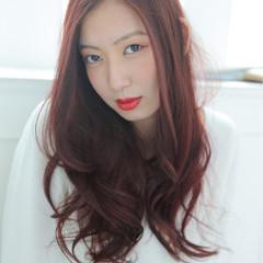 デジタルパーマ ゆるふわ 外国人風 大人かわいい ヘアスタイルや髪型の写真・画像