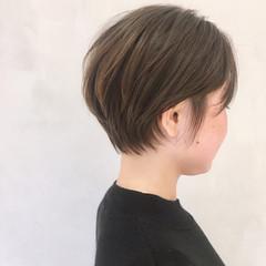 ショート 謝恩会 オフィス 成人式 ヘアスタイルや髪型の写真・画像