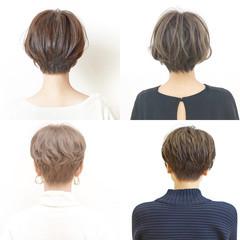 アンニュイほつれヘア パーマ オフィス アウトドア ヘアスタイルや髪型の写真・画像