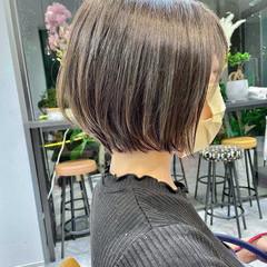 ボブ ショートボブ ベリーショート ショートヘア ヘアスタイルや髪型の写真・画像