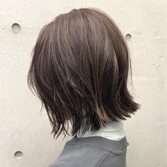 ストリート パーマ ボブ  ヘアスタイルや髪型の写真・画像