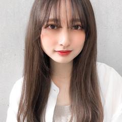 フェミニン 大人かわいい モテ髪 透明感カラー ヘアスタイルや髪型の写真・画像