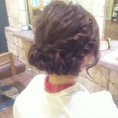 ゆるふわ 波ウェーブ ボブ ヘアアレンジ ヘアスタイルや髪型の写真・画像