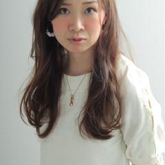 ゆるふわ フェミニン ピュア 外国人風 ヘアスタイルや髪型の写真・画像