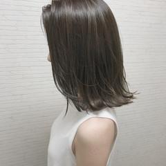 ストリート 外国人風 ボブ インナーカラー ヘアスタイルや髪型の写真・画像