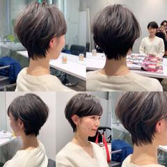 辺見えみり ショートヘア ショート 30代 ヘアスタイルや髪型の写真・画像