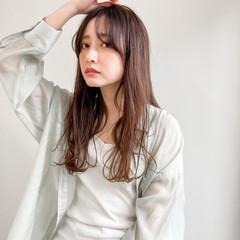 縮毛矯正ストカール 簡単ヘアアレンジ 似合わせカット デジタルパーマ ヘアスタイルや髪型の写真・画像