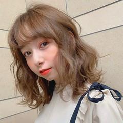 巻き髪 ガーリー 大人かわいい 外国人風 ヘアスタイルや髪型の写真・画像