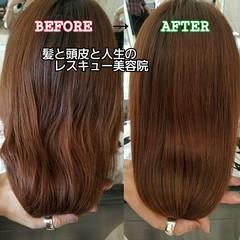 名古屋市守山区 トリートメント ナチュラル 髪の病院 ヘアスタイルや髪型の写真・画像
