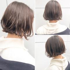 大人かわいい アンニュイほつれヘア 簡単ヘアアレンジ ボブ ヘアスタイルや髪型の写真・画像