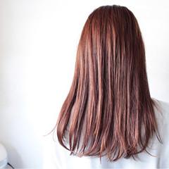 ナチュラル グレージュ 大人女子 ピンクアッシュ ヘアスタイルや髪型の写真・画像