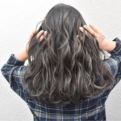 外国人風カラー ストリート 外国人風 ハイライト ヘアスタイルや髪型の写真・画像
