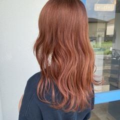 ナチュラル 透明感 艶髪 艶カラー ヘアスタイルや髪型の写真・画像