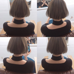 ミルクティー デート ナチュラル ニュアンス ヘアスタイルや髪型の写真・画像