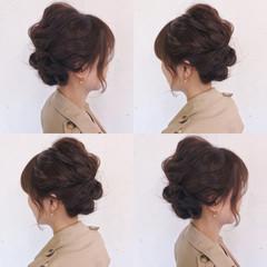 グラデーションカラー ゆるふわ ミルクティー ナチュラル ヘアスタイルや髪型の写真・画像
