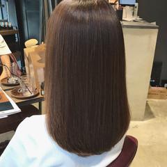 最新トリートメント ナチュラル oggiotto 髪質改善 ヘアスタイルや髪型の写真・画像