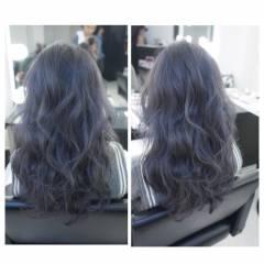 ストリート ガーリー 暗髪 ウェットヘア ヘアスタイルや髪型の写真・画像