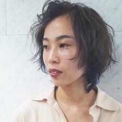 透明感 ナチュラル 外国人風 エフォートレス ヘアスタイルや髪型の写真・画像