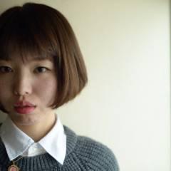 ストリート 秋 大人かわいい ガーリー ヘアスタイルや髪型の写真・画像