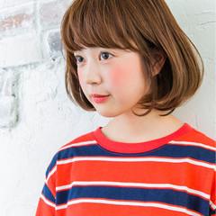 アッシュ ピュア ガーリー パーマ ヘアスタイルや髪型の写真・画像
