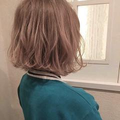 ショートボブ ナチュラル ミニボブ ウルフカット ヘアスタイルや髪型の写真・画像