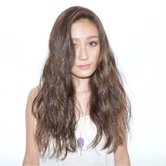簡単 ゆるふわ 大人かわいい ロング ヘアスタイルや髪型の写真・画像