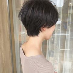 大人ショート ショート ショートヘア ベリーショート ヘアスタイルや髪型の写真・画像